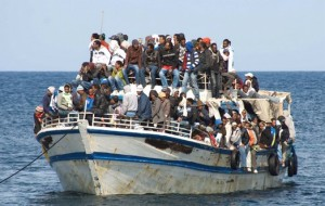 immigrants-on-boat